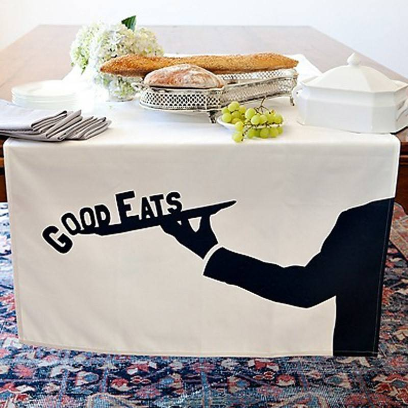 Good Eats Table Banner