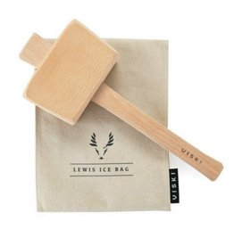 Lewis Ice Bag with Mallet