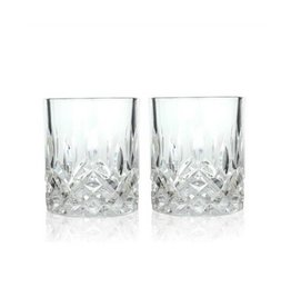 TRUE Admiral Crystal Tumbler