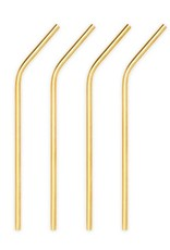 TRUE Belmont Gold Straws