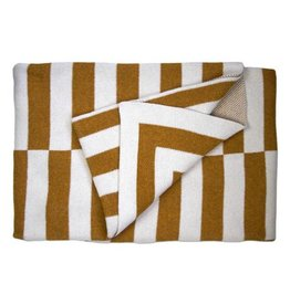 Savannah Hayes Aquino Throw Blanket Oro