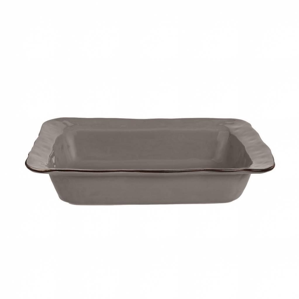 Cantaria Medium Baker, Charcoal