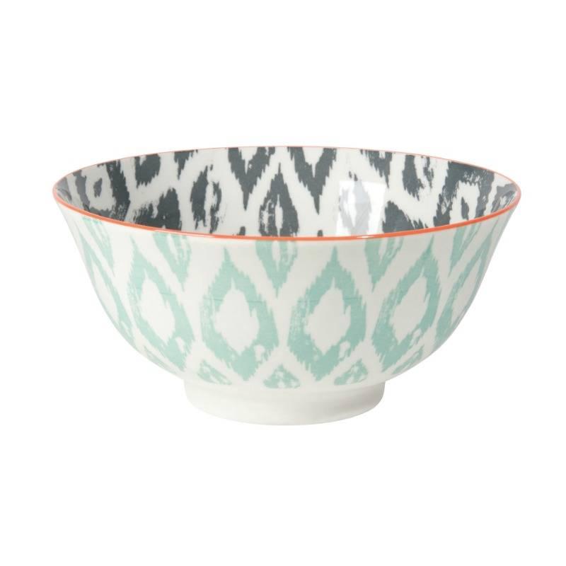 Bowl Akita Ikat