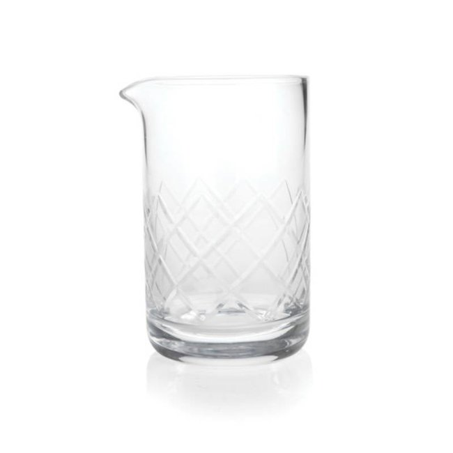 Crystal Mixing Glass XL