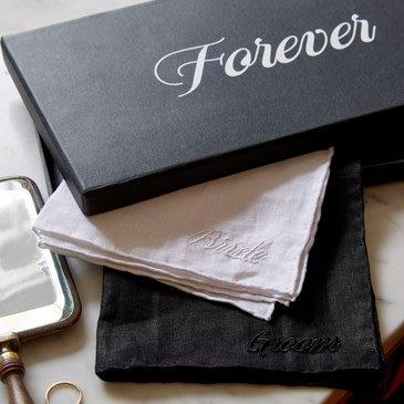 Sir Madam Forever Handkerchiefs