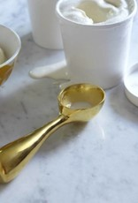 Sir Madam Brass Dessert Scoop