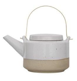 Barbara Teapot Ceramic