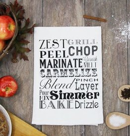 Cooking Typography TT