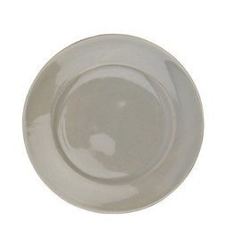 Canvas Bistro Salad Plate Grey