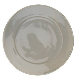 Canvas Bistro Dinner Plate Grey