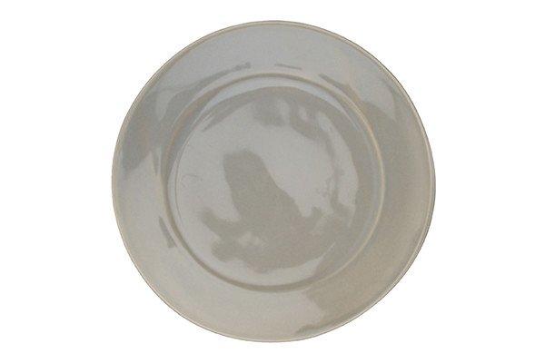 Canvas Bistro Dinner Plate Grey
