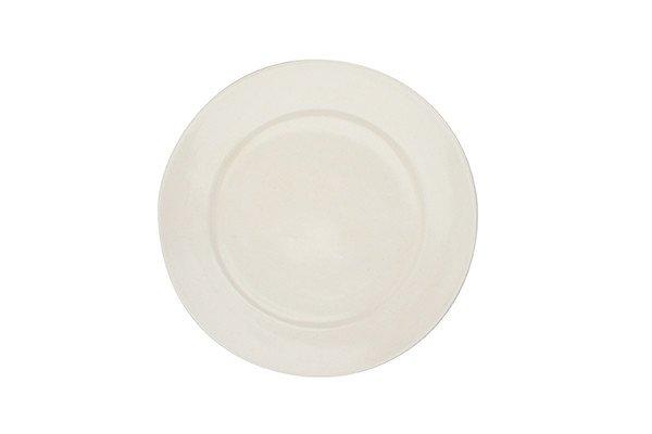 Canvas Bistro Salad Plate Ivory