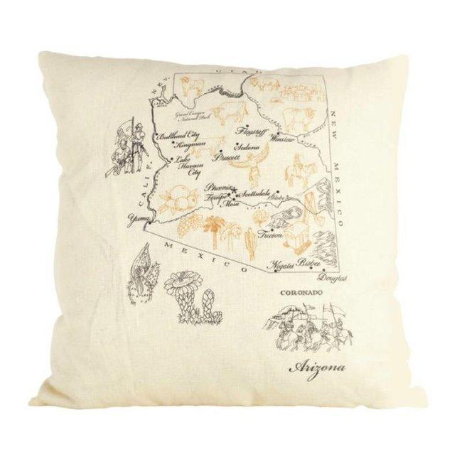 Oxbow Decor Arizona Pillow