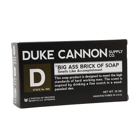 Accomplishment Soap