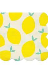 Meri Meri Lemon Napkin Small