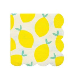 Meri Meri Lemon Napkin Small