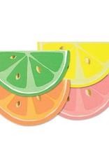 Meri Meri Neon Citrus Napkins