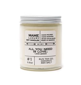 MAME Sun Tan Sea Salt Coconut