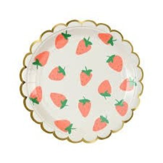 Strawberry Plate Small
