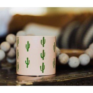MAME Cactus Vessel Cactus Flower