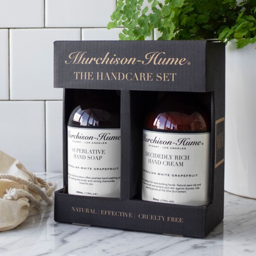 murchison-hume Hand Care Set- Original Fig
