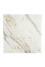 Harlow & Grey Blanc Marble Lunch/Dinner Napkins