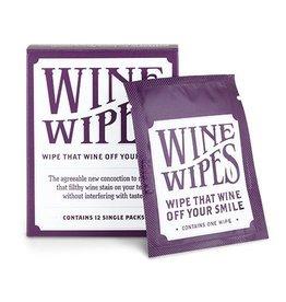 TRUE Wine Wipes Pack Box