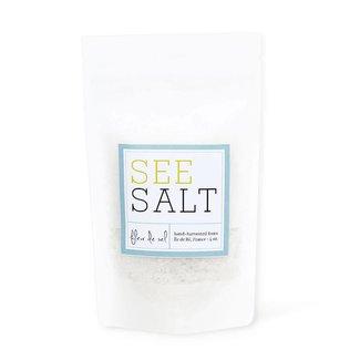 French Sea Salt Fleur de Sel 4oz