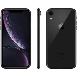 Apple Apple iPhone XR 256GB Black (Unlocked and SIM-free) (WSL)