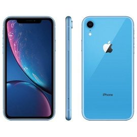 Apple Apple iPhone XR 256GB Blue (Unlocked and SIM-free) (WSL)