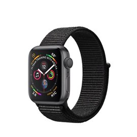 Apple Apple Watch Series 4 (GPS), 40mm Space Gray Aluminum Case with Black Sport Loop