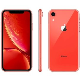 Apple Apple iPhone XR 256GB Coral (Unlocked and SIM-free) (WSL)