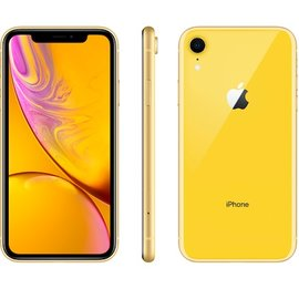 Apple Apple iPhone XR 64GB Yellow (Unlocked and SIM-free) (ATO)