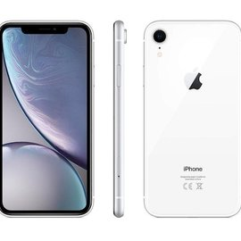 Apple Apple iPhone XR 256GB White (Unlocked and SIM-free) (WSL)