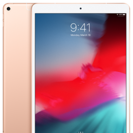 "Apple Apple iPad Air3 10.5"" Wi-Fi + Cellular 64GB - Gold (early 2019) (ATO)"