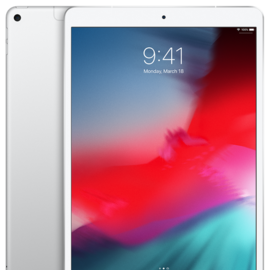 "Apple Apple iPad Air3 10.5"" Wi-Fi + Cellular 64GB - Silver (early 2019) (ATO)"