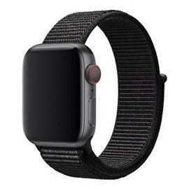 Apple Apple Watch Band 40mm Black Sport Loop Band 130-190mm