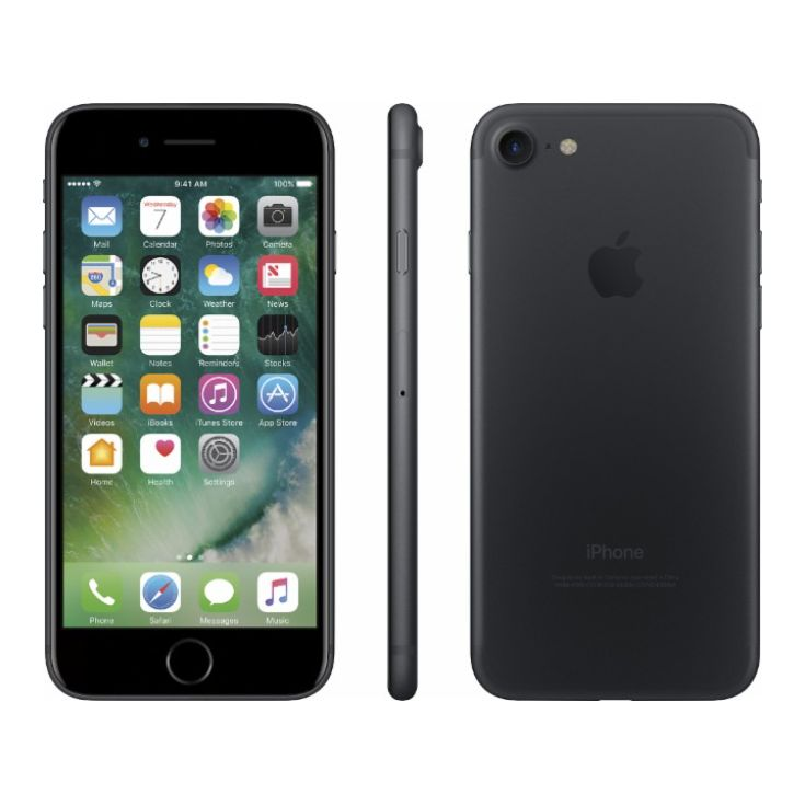 Apple iPhone 7 128GB Black (Unlocked and SIM-free)