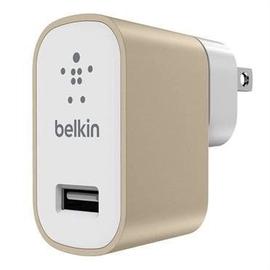 Belkin Belkin MIXIT Metallic Wall Charger 2.4 amp - Gold