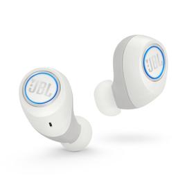 JBL JBL Free X Truly Wireless In Ear Headphones White