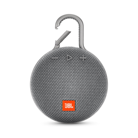 JBL JBL Clip 3 Waterproof Bluetooth Speaker Stone Gray
