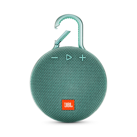 JBL JBL Clip 3 Waterproof Bluetooth Speaker River Teal