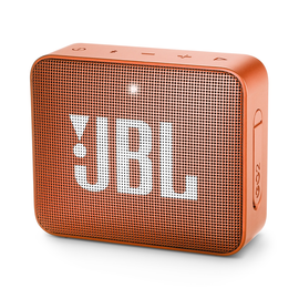 JBL JBL GO2 Waterproof Bluetooth Speaker Coral Orange