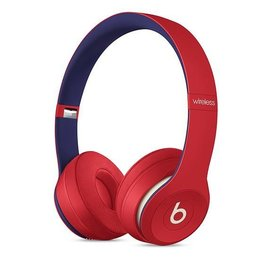 Beats Beats Solo3 Wireless On-Ear Headphones Club Collection - Club Red