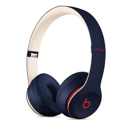 Beats Beats Solo3 Wireless On-Ear Headphones Club Collection - Club Navy