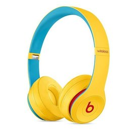 Beats Beats Solo3 Wireless On-Ear Headphones Club Collection - Club Yellow