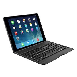 ZAGG ZAGG ZAGGkeys Folio Black w/Backlit Keyboard for iPad Air ALL SALES FINAL - NO RETURNS OR EXCHANGES
