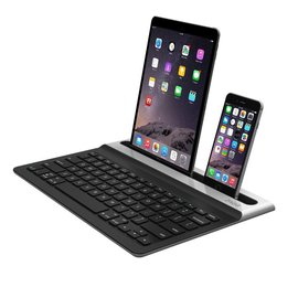 ZAGG ZAGG Limitless Universal Multi-Device Keyboard w/ Backlight - Black