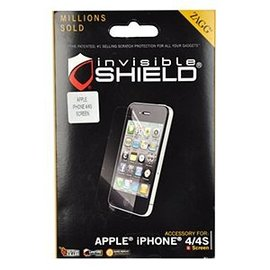 ZAGG ZAGG InvisibleShield Original Screen Protector for iPhone 4/4S (WSL)