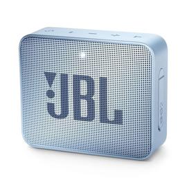 JBL JBL GO2 Waterproof Bluetooth Speaker Icecube Cyan